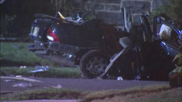Driver arrested in double-fatal Maplewood crash