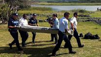Debris Found on French Island's Shore Believed to be Part of Boeing 777