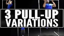 The 3 Best Pull-Up Variations for Upper-Body Strength
