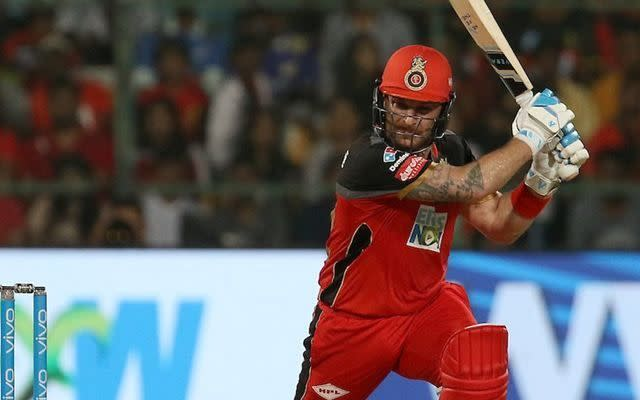 McCullum did not have a great IPL 2018