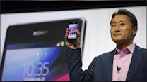 Sony Unveils New Smartphone In Bid For Top Three Ranking