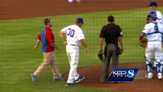 I-Cubs fall to Tucson 4-2