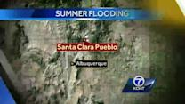 Pueblo officials take 2nd look at flood damage