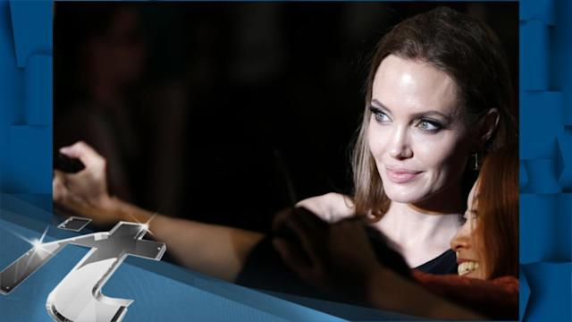 Angelina Jolie News Pop: Who is the Highest Paid Actress of 2013?
