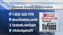 Positively Tampa Bay: Taking Action Against Domestic Violence Campaign