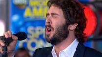 Josh Groban Sings 'What I Did for Love'