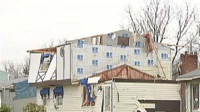 National Weather Service Looks At Storm Damage In Westmoreland County