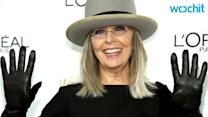 Diane Keaton Reveals Her Dream Husband is a Certain Magic Mike XXL Star
