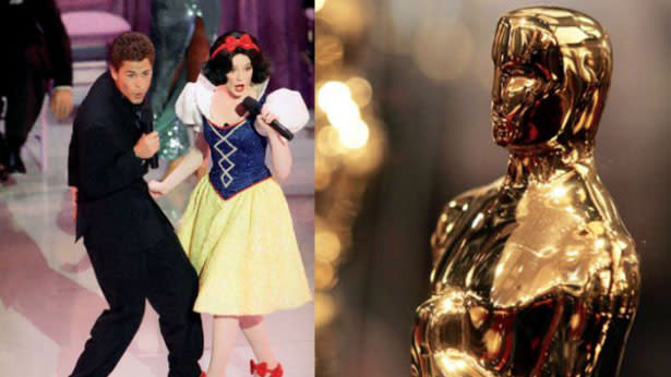 Worst Moment In Oscars History Remembered