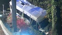 NJ Transit paratransit bus involved in accident in Maple Shade Township