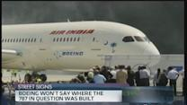 Another black eye for Boeing