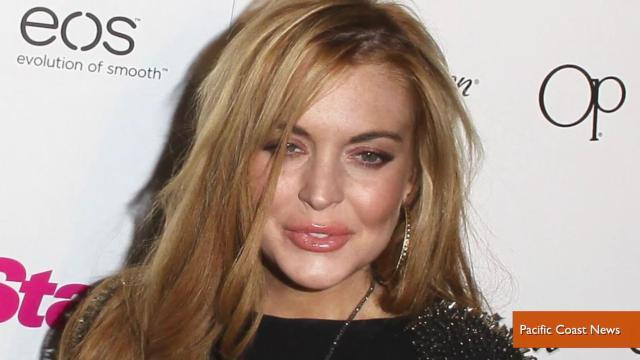 Lindsay Lohan Reportedly Can't Give Up Candy Craving In Rehab