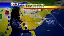 Chelsea Ingram Has Your Saturday Evening Forecast