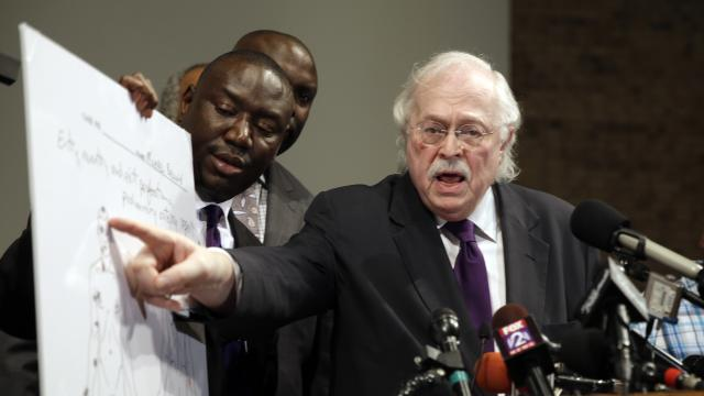 New Autopsy Report Shows Michael Brown Was Shot 6 Times