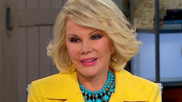 Phyllis Diller remembered by friend Joan Rivers