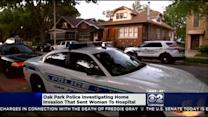 Woman Attacked In Oak Park Home Invasion