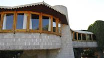 Frank Lloyd Wright home saved from destruction