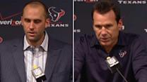 Kubiak, Schaub talk about pivotal play against Seattle