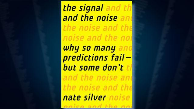 Don't Trust Any Prediction, They're Usually Wrong: NYT's Nate Silver