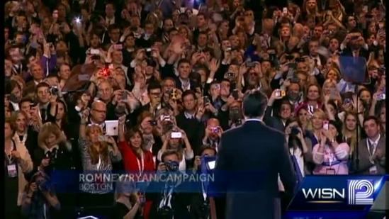 RAW: Romney delivers concession speech