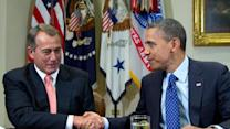 Boehner: 'Serious Differences' on 'Cliff'