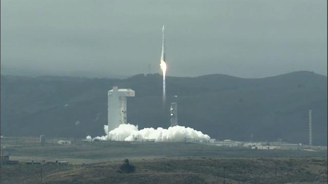 Watch: Atlas 5 rocket launched from Vandenberg Air Force Base in California