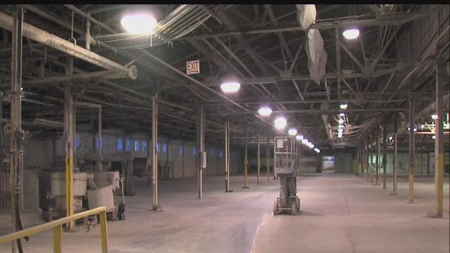 Kokomo welcomes porcelain maker to 6-years-vacant factory