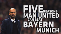 Mission Impossible? Five reasons Man Utd can beat Bayern