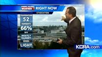 Northern California forecast 11.9.12