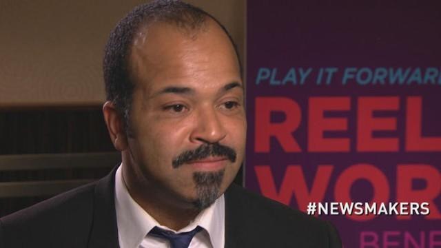 Jeffrey Wright Impressed by Brooklyn Teen Filmmakers