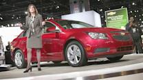 GM claims Chevy Cruze diesel more efficient than some hybrids