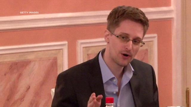 SNOWDEN SPEAKS OUT FROM RUSSIA