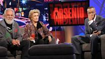 Tommy Chong & Cloris Leachman Talk Booze, Weed & Making Out With Each Other