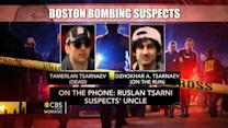 """Boston suspects' uncle: Older brother was """"a loser"""""""