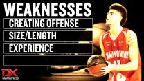 The Vertical Breakdown - Inside Isaia Cordinier's Weaknesses