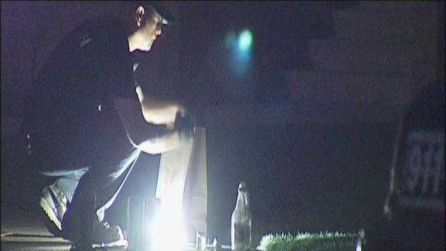 Molotov cocktail thrown at a home in Southwest Bakersfield