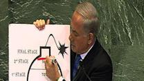 Netanyahu draws a red line on Iran