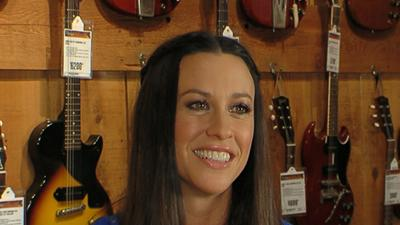 Does Alanis Morissette Want To Return To 'The Voice'?