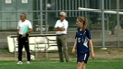 Exeter Senior Sweeper Helps Team's Success