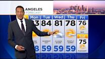 Kaj Goldberg's Weather Forecast (April 25)