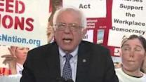 Sanders Introduces Legislation to Make Forming Labor Unions Easier