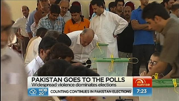 Pakistan goes to the polls