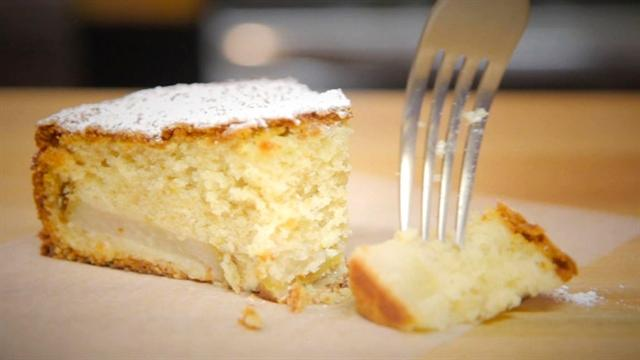 Get This Olive Oil Pear Cake Before It Sells Out