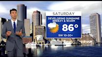 WBZ AccuWeather Evening Forecast For May 29