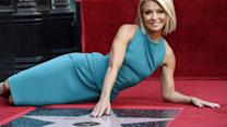 Index: Kelly Ripa Gets Her Star on the Hollywood Walk of Fame