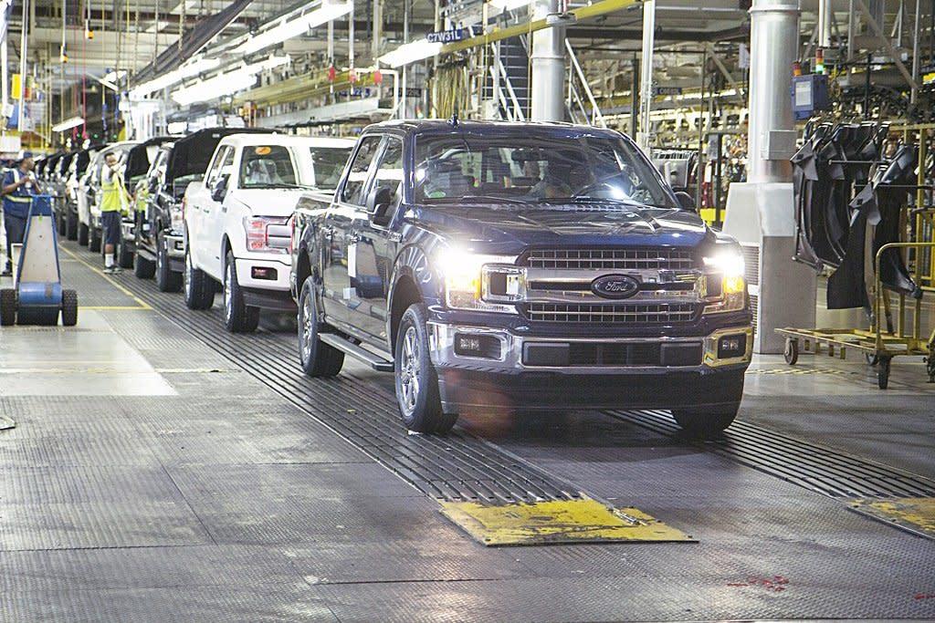 為了活命當然可以化敵為友,福斯與福特將策略結盟合作開發商用車