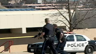 Gunman Captured At Creighton Med Center