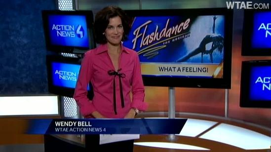 What a feeling! 'Flashdance' musical will open in Pittsburgh