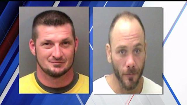 Inmates Captured Just 9 Hours After Breaking Out Of Jail