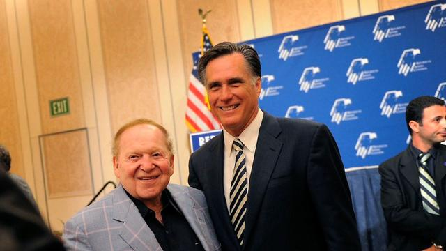 Republican billionaire looking to back mainstream candidate